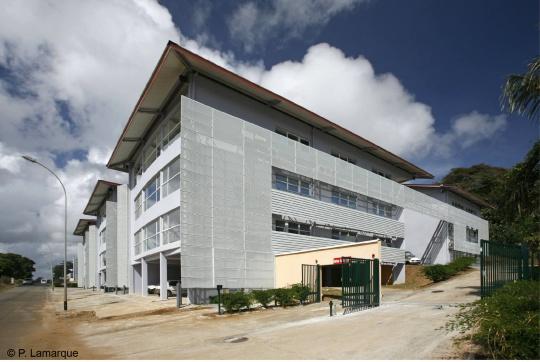 photo de l institut guyanais des retraites complementaires