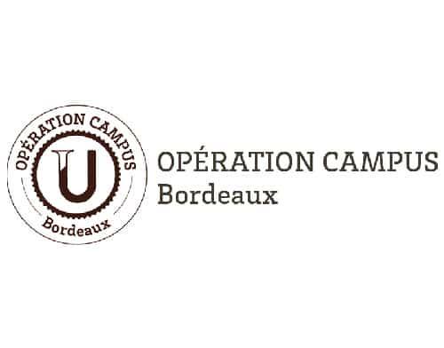logo opération campus de bordeaux