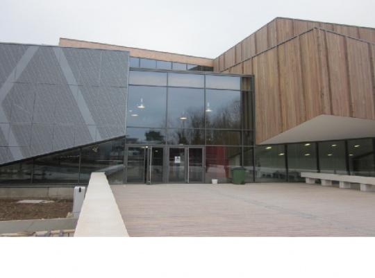 photo du pôle santé université jules verne