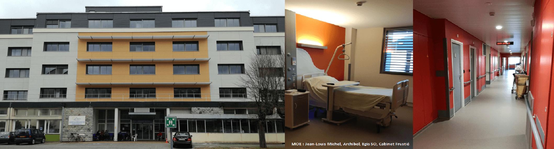 Centre hospitalier Bagnères de Bigorre