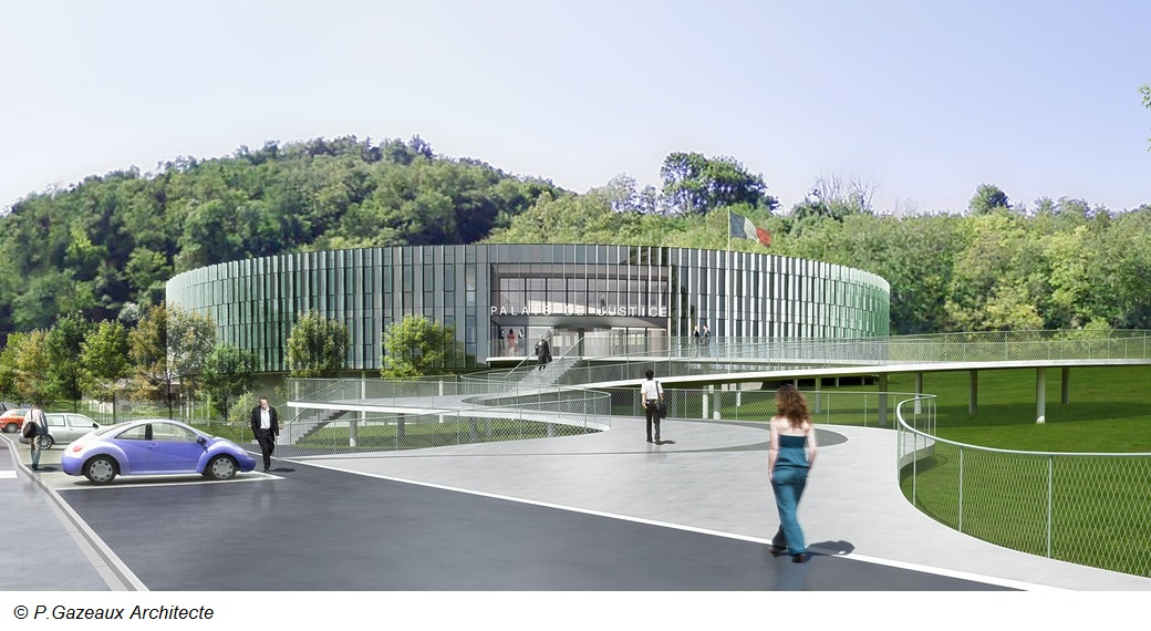 Palais de Justice de Foix Article AMC mai 2018